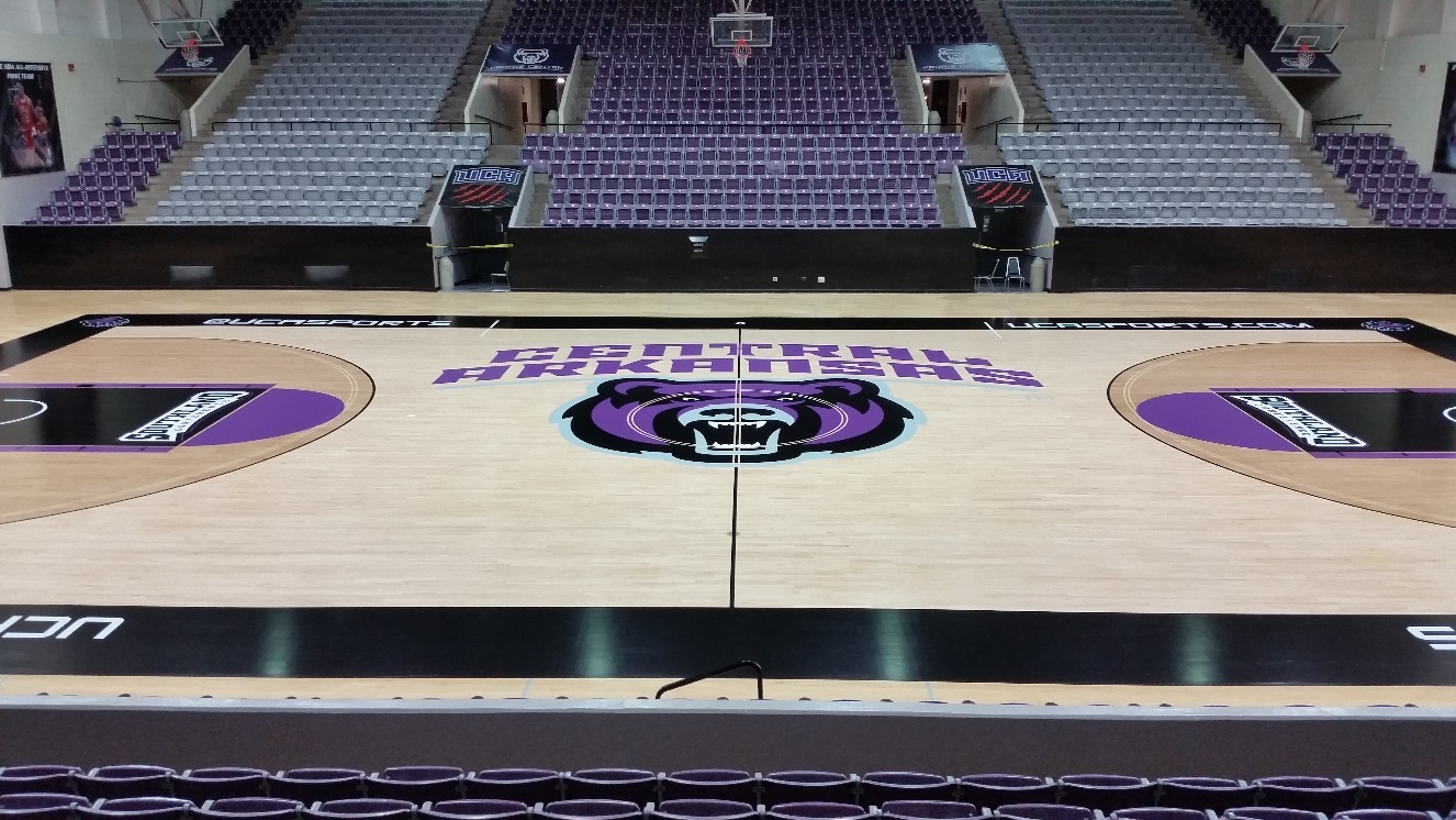 University Of Central Arkansas >> University Of Central Arkansas Gym Masters Basketball Courts